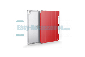 Ibroz Smart Cover Rouge pour iPad Mini (5th)