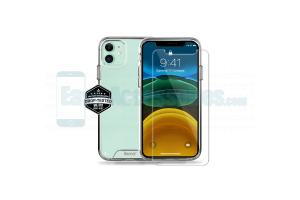 iPhone 11 Coque Antichoc Bayer + Verre Trempé