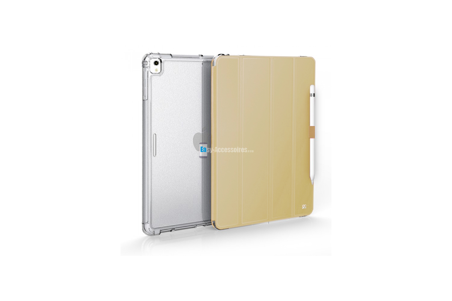 Ibroz Smart Cover Champagne pour iPad Classic 10,2