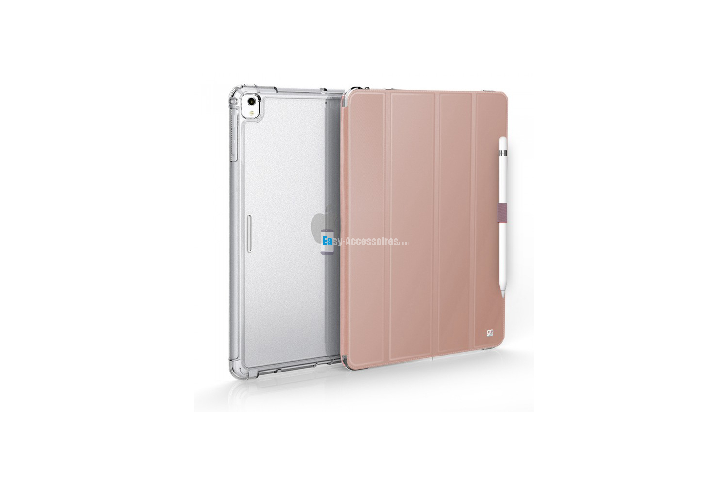 Ibroz Smart Cover Rose Gold pour iPad Air 10,5